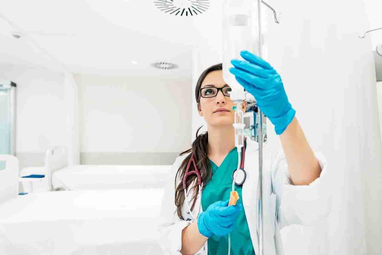 Amino Acids IV Treatment in Scottsdale, Arizona